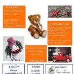 Repair Cafe jucării