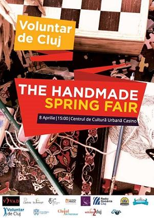 8 aprilie The HandMade Spring Fair