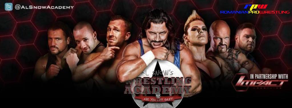 RPW anunţă deschiderea Al Snow Wrestling Academy Romania