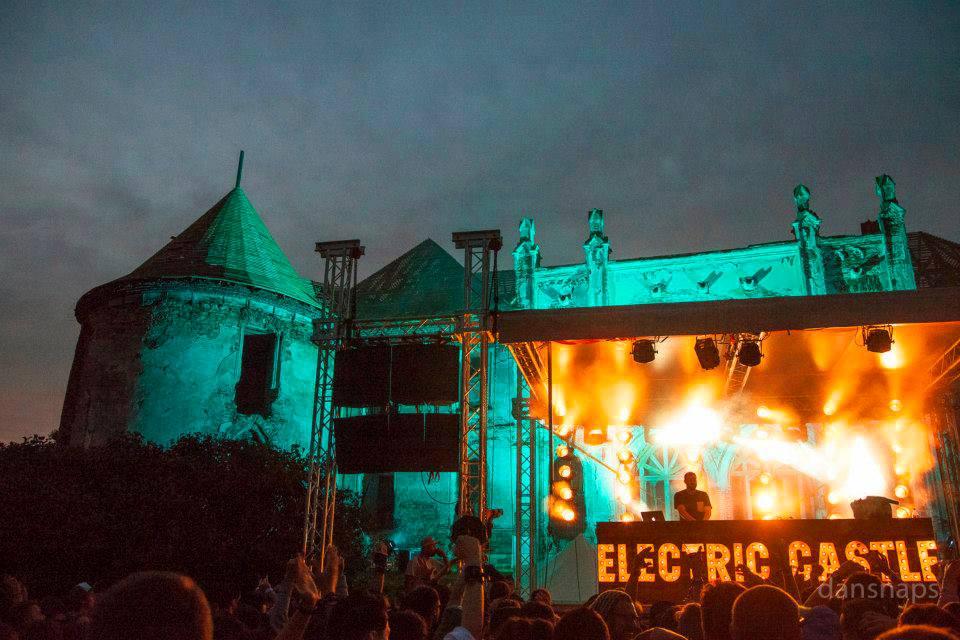 Electric Castle 2017, sold-out  cu o lună înainte de festival