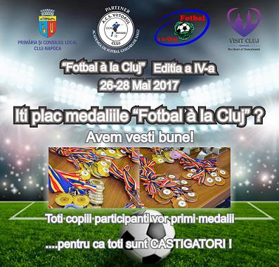 Fotbal à la Cluj – ediţia IV-a