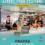 Chef Foa, ambasadorul Street FOOD Festival