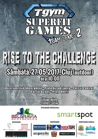 27 mai T Gym SuperFit Games