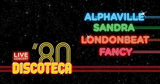 23 septembrie Discoteca '80