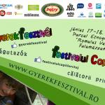 17-18 iunie Festivalul copiilor