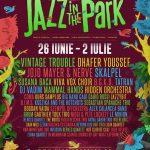 Începe săptămâna Jazz in the Park la Cluj