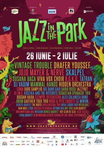 Jazz in The Park: Începe un weekend plin de muzică bună și relaxare la Cluj