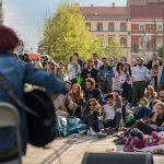Echipa Jazz in the Park dezvoltă la Cluj o serie de evenimente din iunie până în noiembrie
