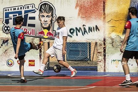 Cele mai bune 8 echipe din România, în finala națională Neymar Jr's Five