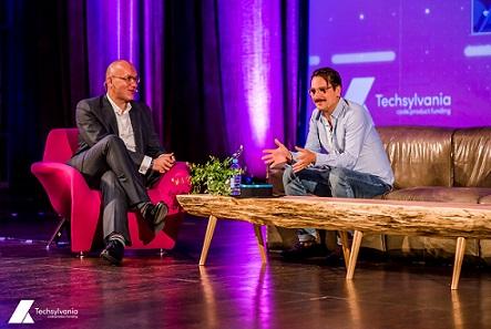 Speakeri de top, inovație și tehnologie la superlativ în timpul celei de-a 4-a ediții Techsylvania