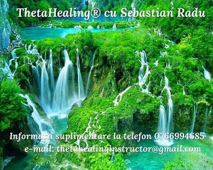 ThetaHealing cu Seba