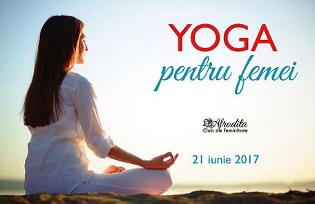 Yoga relaxarii, regenerarii si a armonizarii feminine
