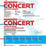 A XVI-a ediție a Concursului Internațional de Muzică GHEORGHE DIMA