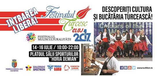 14-16 iulie Festivalul Turcesc