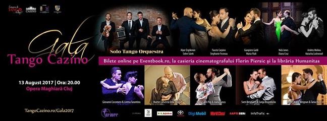 13 august Gala Tango Cazino 2017