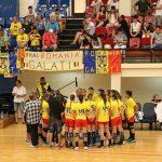 Tricolorele încep lupta pentru medalie