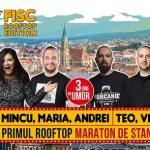 Oferim 1 invitatie dubla la FISC Rooftop Edition