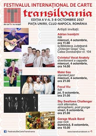 Artisti invitati la FICT 2017