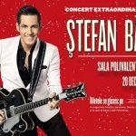 Tradiția Concertului Extraordinar de Crăciun a lui Ștefan Bănică continuă și în acest an la Cluj-Napoca