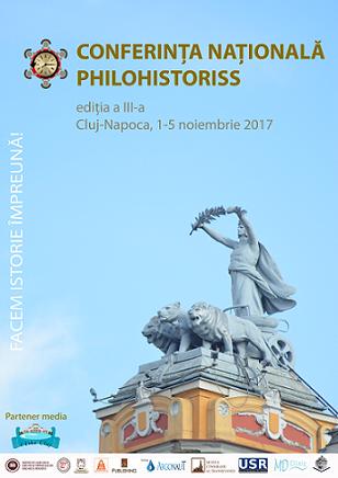 1-5 noiembrie Conferinţa Naţională Philohistoriss