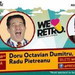 Castigatorii celor 2 invitatii simple la Stand up Comedy Radu Pietreanu și Doru Octavian Dumitru