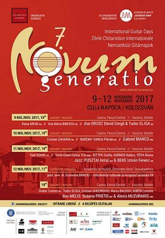 Festivalul Novum Generatio – Zilele Chitaristice Internaţionale