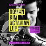 Castigatorul invitatiei duble la concertul simfonic extraordinar cu Roman Kim