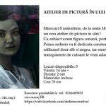 8 noiembrie Atelier de pictura in ulei