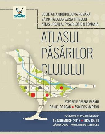 Lansare Atlasul Păsărilor Clujului