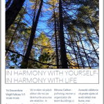In harmony with yourself – in harmony with life