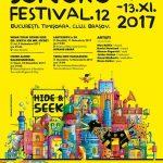 Festivalul SoNoRo se joacă HIDE&SEEK  în Cluj-Napoca