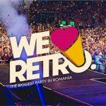 WE LOVE RETRO -cel mai așteptat festival de muzică retro din România, în această sâmbătă la Cluj-Napoca!