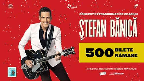 20 decembrie Concert Stefan Banica