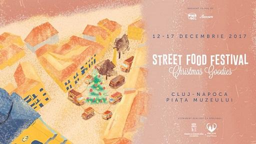 12-17 decembrie Street Food Festival Christmas Goodies