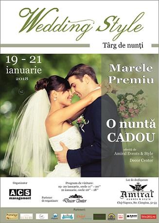 19-21 ianuarie Wedding Style