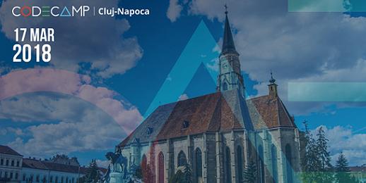 Peste 70 de sesiuni organizate în 10 track-uri paralele, susținute de speakeri români și internaționali și acces gratuit pentru participanți, în cadrul Codecamp Cluj