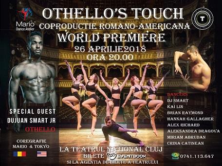 Othello's Touch la Cluj