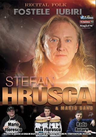 5 martie Stefan Hrușcă