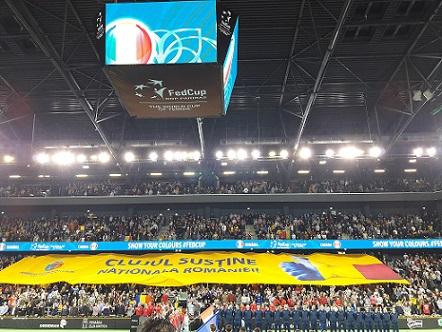 România – Canada 2-0 în Fed Cup la Cluj-Napoca