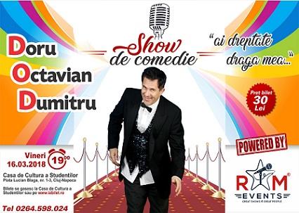 Show De Comedie Doru Octavian Dumitru