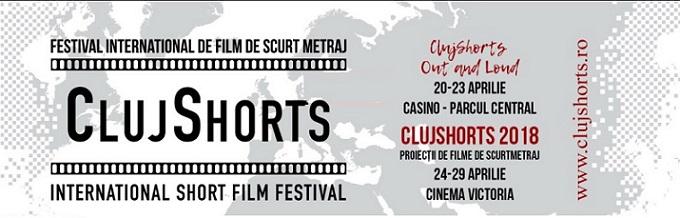 Oferim 10 invitatii duble la ClujShorts 2018