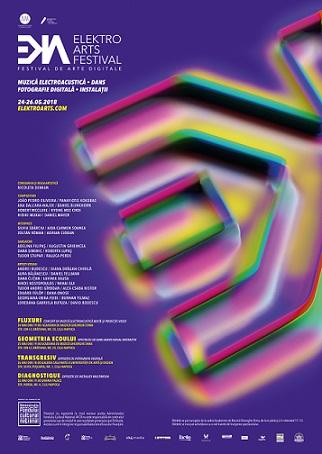 Festivalul Internaţional de Arte Digitale Elektro Arts, ediţia anului Centenar 2018