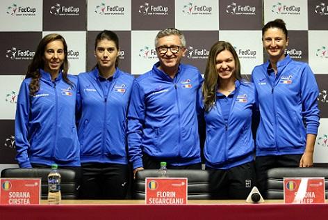 21-22 aprilie Fed Cup: România – Elveția
