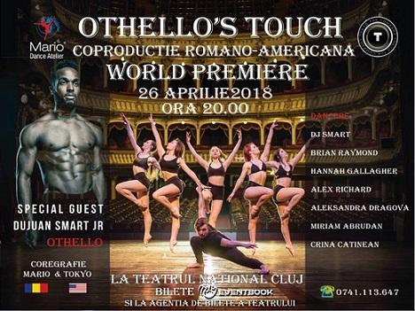 26 aprilie Othello's Touch