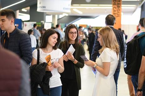 40 de companii de IT angajează tinere talente la Târgul de Cariere Cluj IT