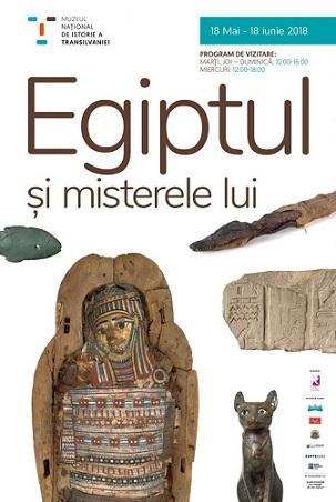 17 iunie Expozitia Egiptul și misterele lui