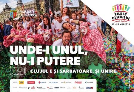 Programul Zilelor Clujului 2018