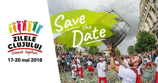 17-20 mai Zilele Clujului 2018