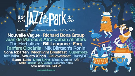 Weekend Jazz in the Park