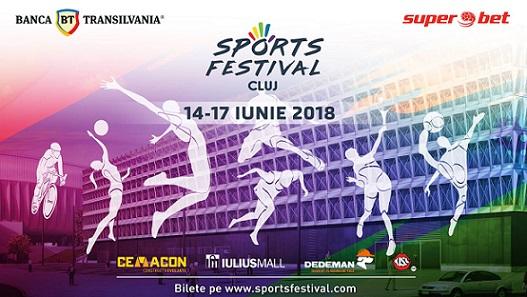 14-17 iunie Sports Festival